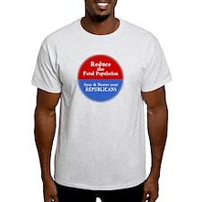 Spay Neuter Republican T-Shirt