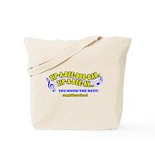 zipadeedoodah Tote Bag