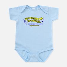 zipadeedoodah Infant Bodysuit