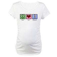 Peace Love Lifeguard Shirt