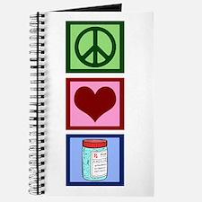 Peace Love Pharmacist Journal