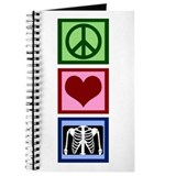 Radiology Journals & Spiral Notebooks