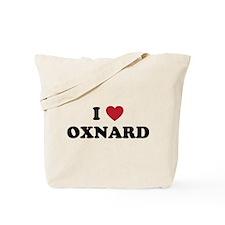 I Love Oxnard California Tote Bag