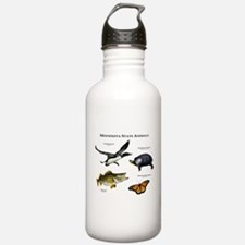 Minnesota State Animals Water Bottle