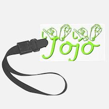 Jojo Luggage Tag