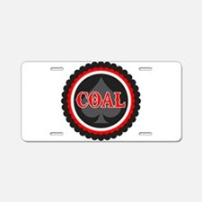 section title template.png Aluminum License Plate