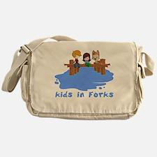 forksTkids.png Messenger Bag