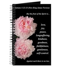 Galatians 5:22-23 (New King James Version) Journal