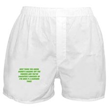next you know Boxer Shorts