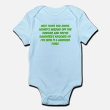next you know Infant Bodysuit