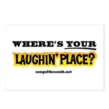 Laughin Place Postcards (Package of 8)