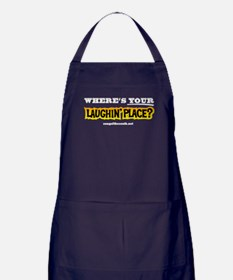 Laughin Place Apron (dark)