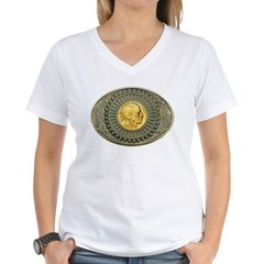 Indian gold oval 2 Shirt