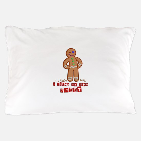 GingerBread.png Pillow Case