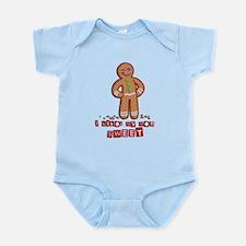 GingerBread.png Infant Bodysuit
