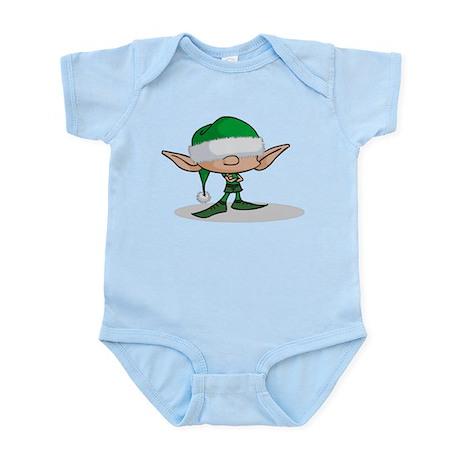 ElfGreen.png Infant Bodysuit