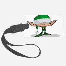 ElfGreen.png Luggage Tag