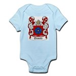 Trebnic Coat of Arms Infant Creeper