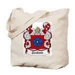 Trebnic Coat of Arms Tote Bag
