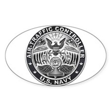 USN Air-Traffic Controller Eagle Rate Decal