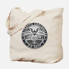USN Air-Traffic Controller Eagle Rate Tote Bag