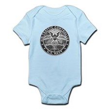 USN Air-Traffic Controller Eagle Rate Infant Bodys