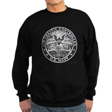 USN Air-Traffic Controller Eagle Rate Sweatshirt