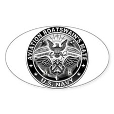 USN Aviation Boatswains Mate Eagle Rate Decal
