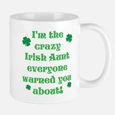 Crazy Irish Aunt Mug