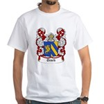 Trach Coat of Arms White T-Shirt