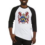 Trach Coat of Arms Baseball Jersey