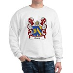 Trach Coat of Arms Sweatshirt