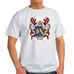 Trach Coat of Arms Ash Grey T-Shirt