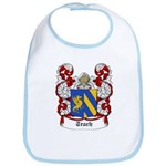 Trach Coat of Arms Bib