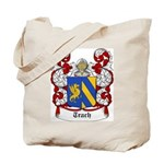 Trach Coat of Arms Tote Bag