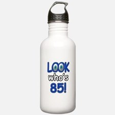 Look who's 85 Water Bottle