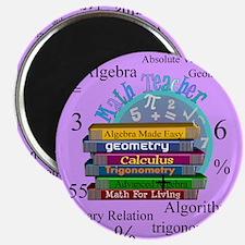 Math teacher cases.PNG Magnet