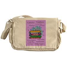 Math teacher cases.PNG Messenger Bag