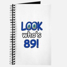 Look who's 89 Journal
