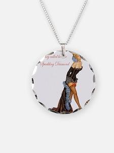 Sparkling Diamond.png Necklace
