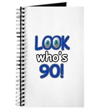 Look who's 90 Journal