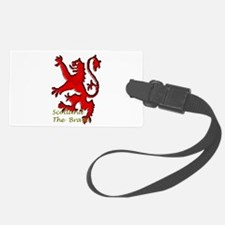 100 percent pure Scotland fun design Luggage Tag