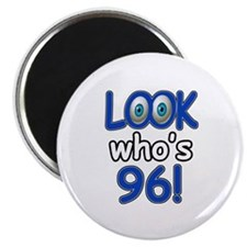 Look who's 96 Magnet
