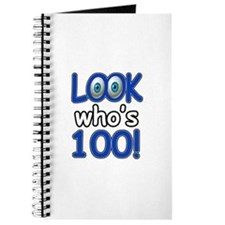 Look who's 100 Journal