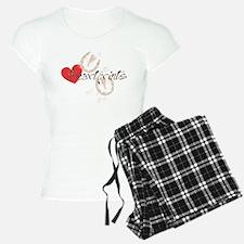 HeartPrints Pajamas