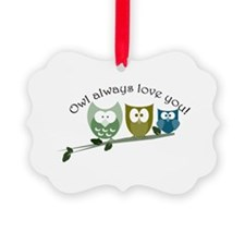 Owl always love you!.png Ornament