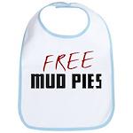 Free Mud Pies Bib