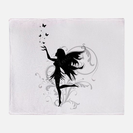 fairy.png Throw Blanket
