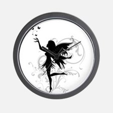 fairy.png Wall Clock