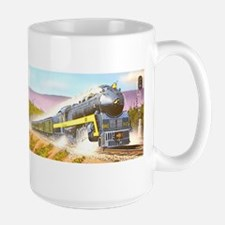 Dixie Flyin' Large Mug